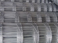 pvc coated metal fence pole/cattle fence/garden fencing