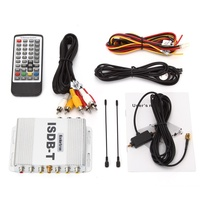 SYTA S2015A Mini isdb-t car mobile tv receiver Digital TV Box High Speed 160KM/H Strong Signal Receiver with Antenna