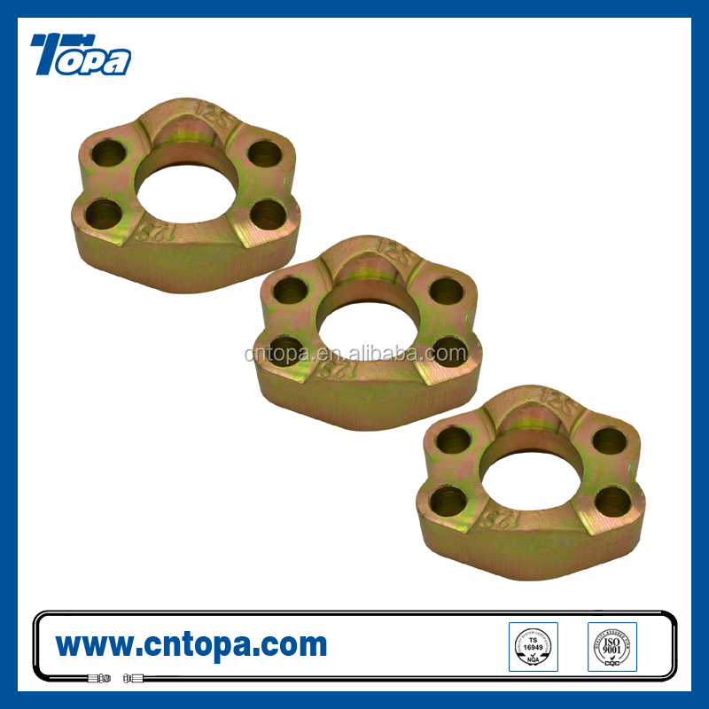 China factory supply 4 inch flange clamp in high quality for pipe fittings