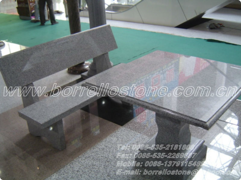 Hand Made Garden Stone Furniture