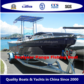 outboard engine fishing boat FRP Fishing boat Panga Boat
