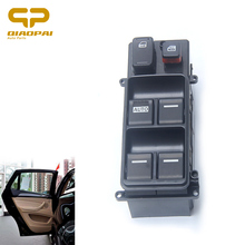 Auto LHD Electric Master Power Window Switch 35750SDAH12 35750-SDA-H12 Acoord 2.4L 03-07 Car Driverside Front Window Main Switch