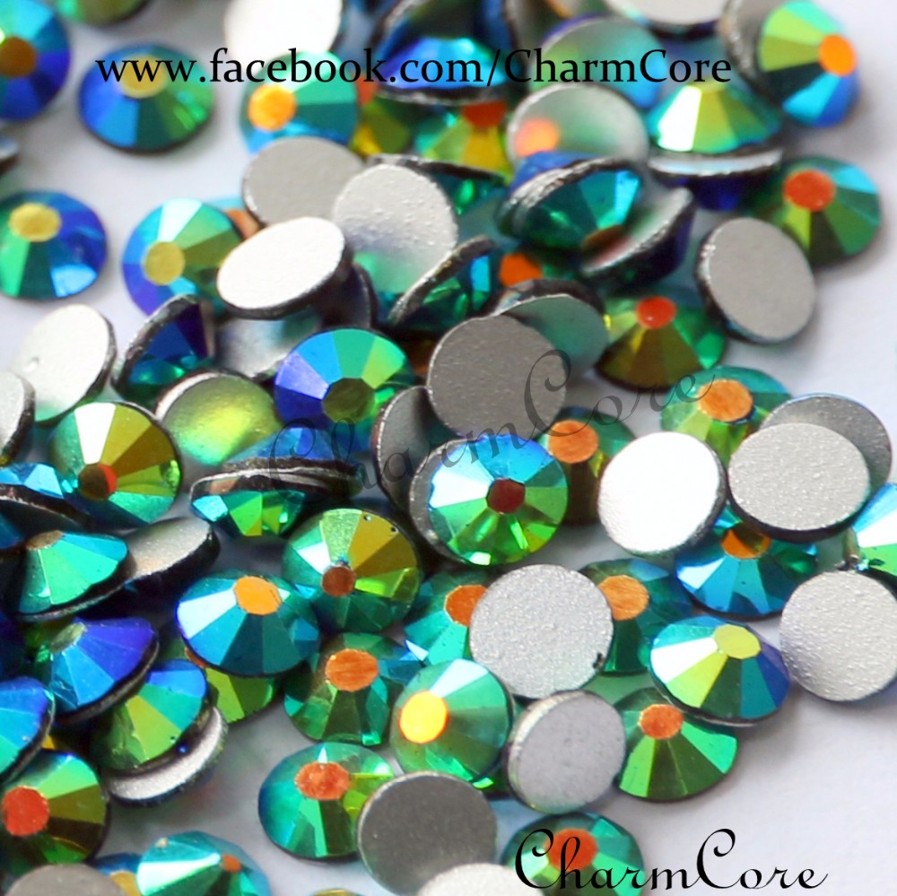 Manufacturer Supply Nail Art Decoration Nail Crystal