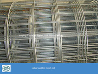 Concrete Reinforcing Welded Wire Mesh Panel for Construction