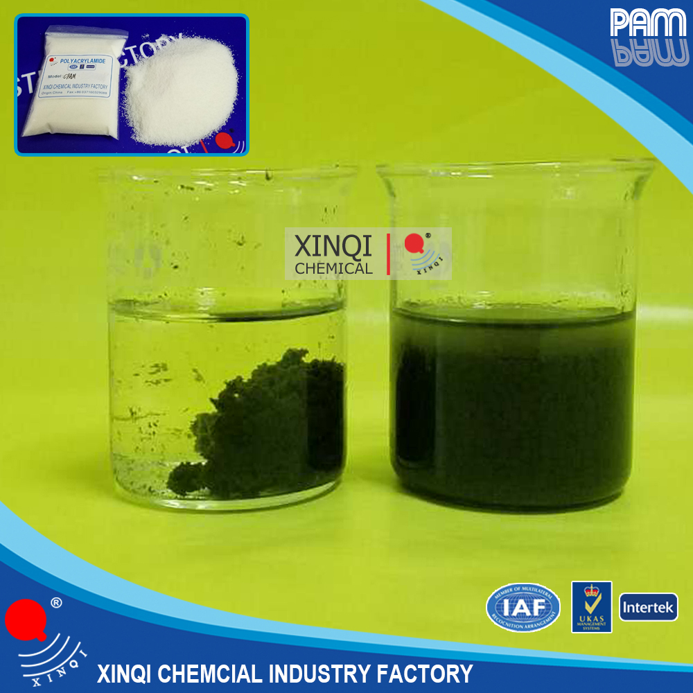 High Viscocity Cationic Polyacrylamide (flocculant)