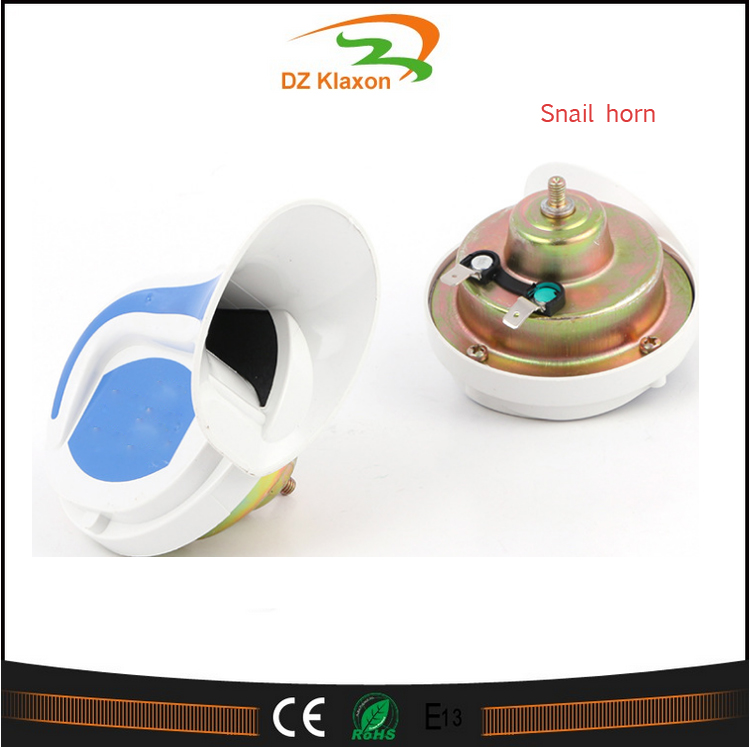 Electric DZ Klaxon 12v 24v speaker siren for auto, car