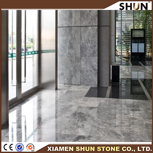 Italian marble flooring design, Nature grey marble floor tiles, Grey marble from italy