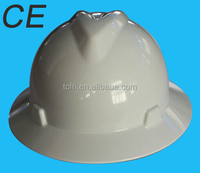Hot sale V gard full brim safety helmet with ANSI approved quality