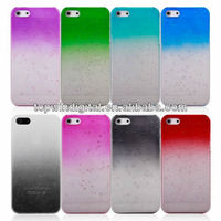 Transparent Attractive Water Drop 3D Case For Iphone 5 5S 5G