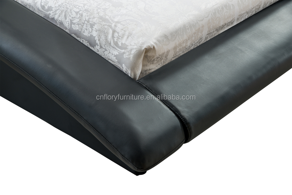 2014 Fashionable leather bed BL9035