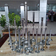 vehicle or auto spares part, valve component intake and exhaust engine valve for hino TRUCK BUS 16300cc
