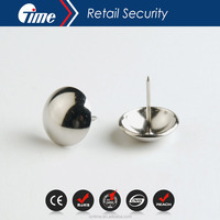 ONTIME PN6003 EAS Anti-theft General Steel Security Hard Tags Tack Pin made in china