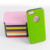 Hot Cute Cindy Color PU Leather Soft Case For iPhone 6 4.7inch Cover Slim Hybrid Phone Cases Shell For Iphone6 Case