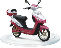 CE certificate cheap price factory price 350w Chinese Electric Motorcycle /2 wheel electric scooter /ebike for adults