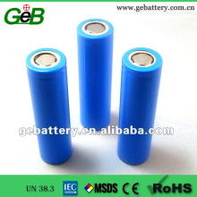 3.2v 1500mah 18650 lifepo4 rechargeable mobile battery cell