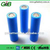 3.2v 2000mah 18650 lifepo4 rechargeable mobile battery cell