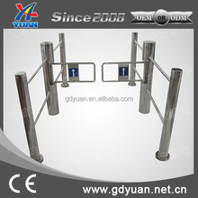 access control hot sell automatic supermarket swing barrier