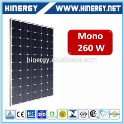 IEC/VDE/TUV/CSA/UL/CEC/CE full certificate mono solar thermal panel photovoltaics solar module solar panels for apartments
