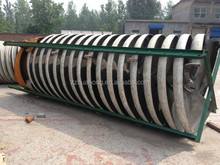 Safe and reliable Gravity spiral separator ,pyrite properties Spiral Chute