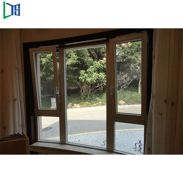 lys factory manufacturing sash double hung window