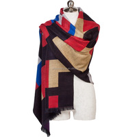 New products on china market high quality 100% cashmere scarf