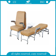 AG-AC005 professional manufacturer! hospital recliner chair bed