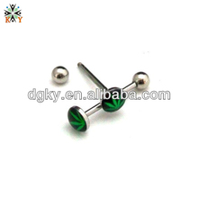 2014 Hot and Fashionable Tongue Plug Body Jewelry