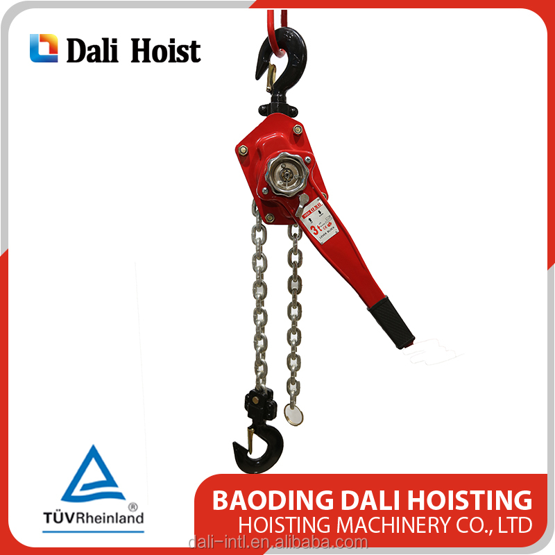 Hot Selling Hsh Series Eagle Lever Block hand crank hoist