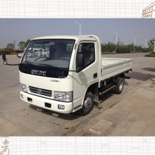 Dongfeng 4x2 single cabin 2 ton capacity light cargo truck lorry truck for sale