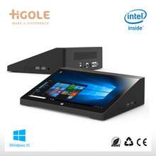 GOLE New 10.1inch 1200*1920 IPS Screen windows10 tv box 2+32Gx with RS232 port