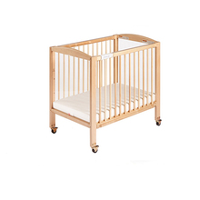 baby crib attached bed educational equipment wooden bed designs With Trade Assurance