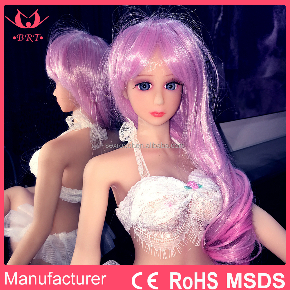 65CM Small Sex Doll Sex Toy Girl Doll for Vagina Sex with CE RoHS 6P MSDS certification