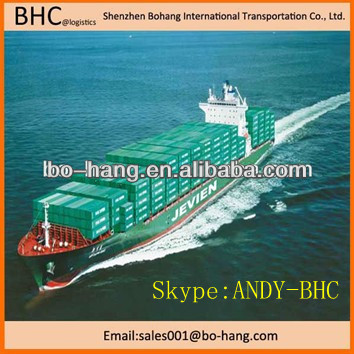 Skype ANDY-BHC container shipping price to houston from china shenzhen guangzhou