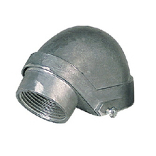 Aluminum clamp service entrance Caps