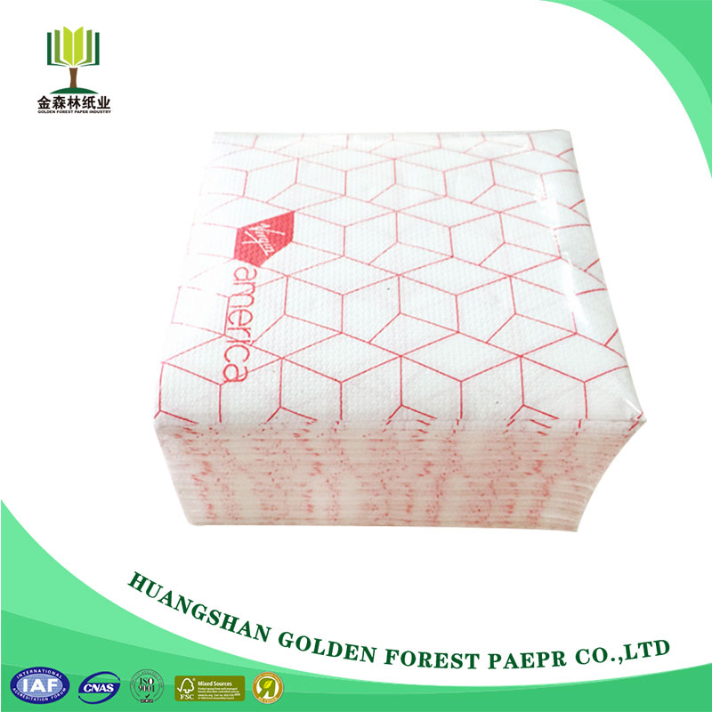 Low Cost Wholesale Products Plain Coloured Paper Napkins