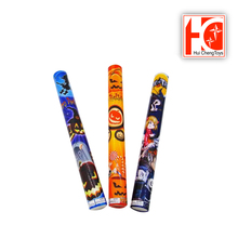Halloween led flashing pumpkin glow foam stick EN71