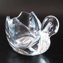 Wholesale Swan Table Crystal Candle Holder