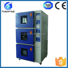Legal certificates approval 3-layer type temperature and humidity test chamber