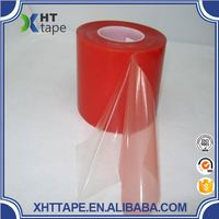 silicone adhesive die-cut tape pet double sided tape rubber adhesive