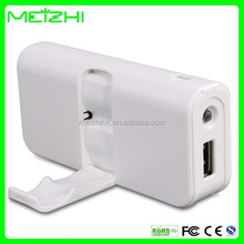 18650 battery 5200mah holder power bank