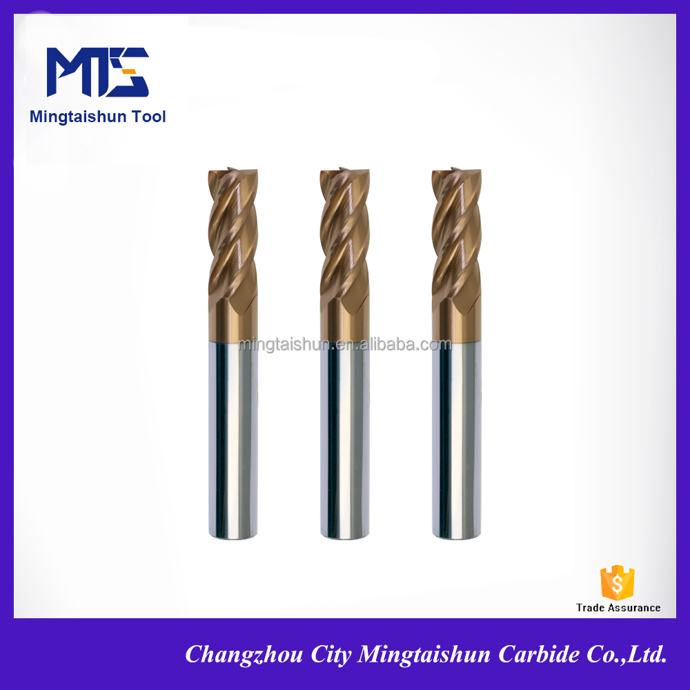 tungsten carbide end mills cutter