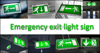 the best selling SMD2835 rechargeable lantern emergency exit lamp