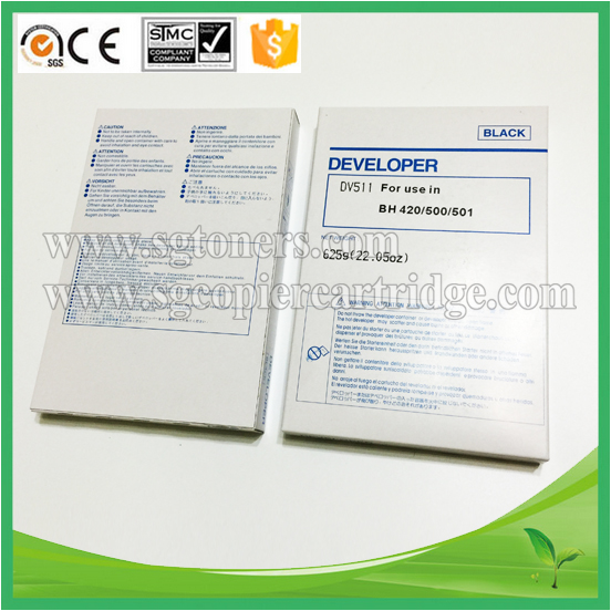 For KonicaMinolta Bizhub DV511 Developer