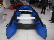 China Factory PVC Newest Speed Boat Inflatable Rowing Boat Unsinkable Boat