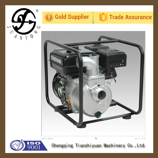 Juanyong Brand China Supplier Irrigation Portable piston Pump Well Water
