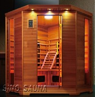 high quality Infrared Saunas with the latest advances in technology to give you the ultimate experience