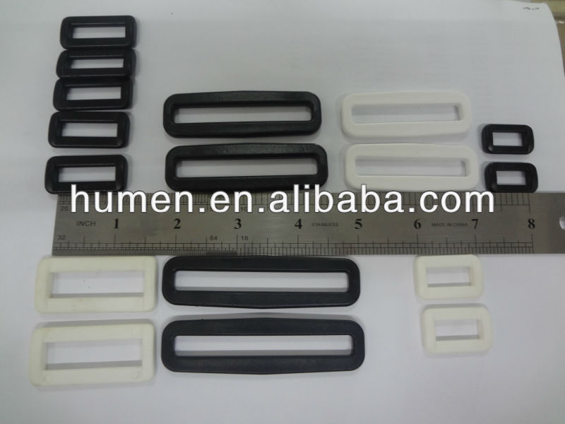 plastic rectangular rings