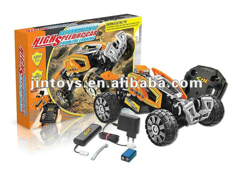 RC Cross-country gas powered rc cars