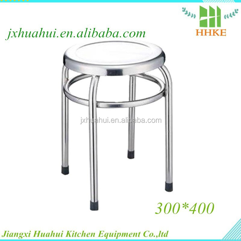 Best quality of stainless steel stool bar stools chair made in China