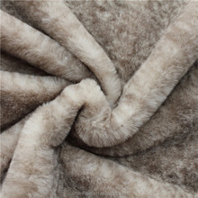 HIGH quality Plush Toy fabric,wholesales home textile faux fur fabric blanket